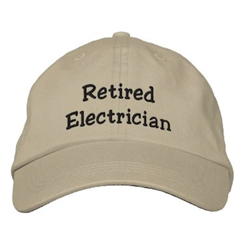 Retired Technical Person