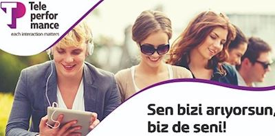 Teleperformance Türkiye pariyer profili